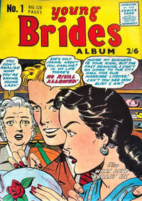 Cover Thumbnail for Young Brides Album (Arnold Book Company, 1958 ? series) #1