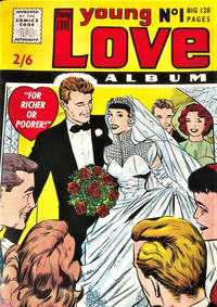 Cover Thumbnail for Young Love Album (Arnold Book Company, 1956 ? series) #1