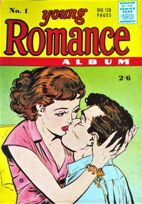 Cover Thumbnail for Young Romance Album (Arnold Book Company, 1958 ? series) #1