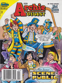 Cover Thumbnail for Archie Comics Digest (Archie, 1973 series) #259 [Newsstand]