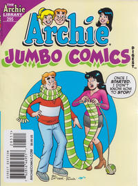 Cover Thumbnail for Archie (Jumbo Comics) Double Digest (Archie, 2011 series) #295