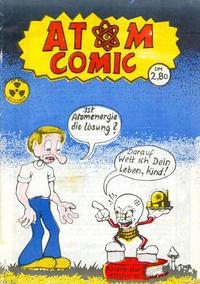Cover Thumbnail for Atom Comic (Bürgerinitiative Lübeck gegen Kernenergiegefahren, 1978 series)