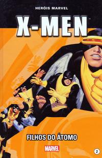 Cover Thumbnail for Marvel Série I (Levoir, 2012 series) #2 - X-Men - Filhos do Átomo