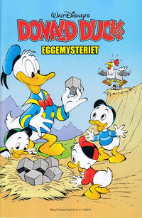 Cover Thumbnail for Bilag til Donald Duck & Co (Hjemmet / Egmont, 1997 series) #15/2019