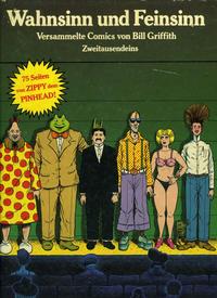 Cover Thumbnail for Wahnsinn und Feinsinn (Zweitausendeins, 1983 series)