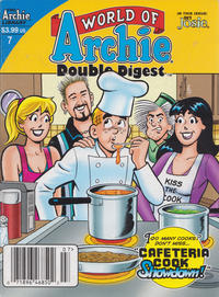 Cover Thumbnail for World of Archie Double Digest (Archie, 2010 series) #7 [Newsstand]
