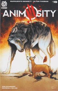 Cover Thumbnail for Animosity (AfterShock, 2016 series) #19