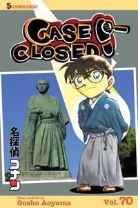 Cover Thumbnail for Case Closed (Viz, 2004 series) #70