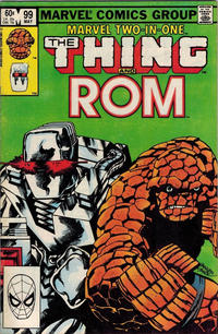 Cover Thumbnail for Marvel Two-in-One (Marvel, 1974 series) #99 [Direct]