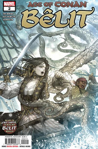 Cover Thumbnail for Age of Conan: Bêlit (Marvel, 2019 series) #2