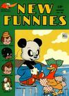 Cover for New Funnies (Dell, 1942 series) #95
