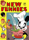 Cover for New Funnies (Dell, 1942 series) #99
