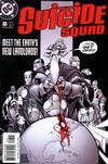 Cover for Suicide Squad (DC, 2001 series) #8