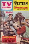Cover for TV-serier [delas] (Åhlén & Åkerlunds, 1963 series) #4/1963