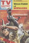 Cover for TV-serier [delas] (Åhlén & Åkerlunds, 1963 series) #11/1963