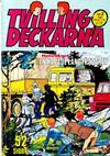 Cover for Tvillingdeckarna (Semic, 1979 series) #2/1981