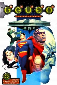 Cover Thumbnail for JLA / Haven: Arrival (DC, 2002 series)