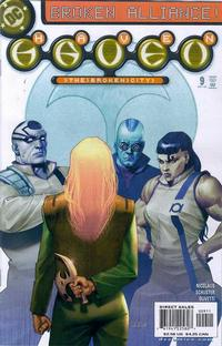Cover Thumbnail for Haven: The Broken City (DC, 2002 series) #9