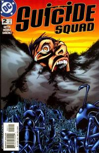 Cover Thumbnail for Suicide Squad (DC, 2001 series) #2