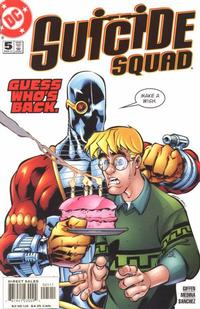 Cover Thumbnail for Suicide Squad (DC, 2001 series) #5