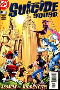 Cover Thumbnail for Suicide Squad (DC, 2001 series) #6