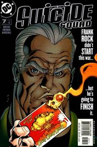 Cover Thumbnail for Suicide Squad (DC, 2001 series) #7
