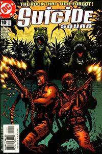 Cover Thumbnail for Suicide Squad (DC, 2001 series) #10