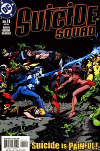 Cover Thumbnail for Suicide Squad (DC, 2001 series) #11