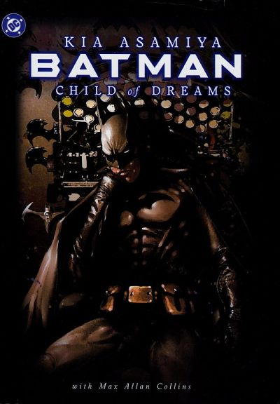 Cover for Batman: Child of Dreams (DC, 2003 series) #[nn]