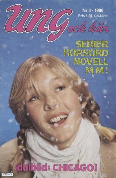 Cover for Ung och kär (Semic, 1976 series) #3/1980