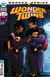 Cover for Wonder Twins (DC, 2019 series) #1