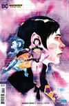 Cover for Wonder Twins (DC, 2019 series) #1 [Dustin Nguyen Cover]