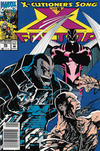 Cover Thumbnail for X-Factor (1986 series) #86 [Newsstand]