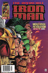 Cover Thumbnail for Iron Man (1996 series) #6 [Newsstand]