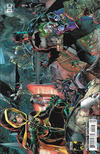 Cover for Detective Comics (DC, 2011 series) #1000 [Jim Lee 'Midnight Release' Cover]