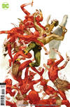 Cover Thumbnail for Hawkman (2018 series) #11 [Julian Totino Todesco Variant Cover]