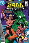Cover for Arak / Son of Thunder (DC, 1981 series) #47 [Newsstand]
