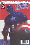 Cover Thumbnail for Captain America (2002 series) #21 [Newsstand]