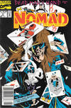 Cover for Nomad (Marvel, 1992 series) #4 [Newsstand]