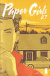 Cover for Paper Girls (Image, 2015 series) #27