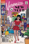 Cover for Veronica (Archie, 1989 series) #11 [Newsstand]