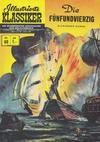 Cover Thumbnail for Illustrierte Klassiker [Classics Illustrated] (1956 series) #60 - Die Fünfundvierzig [HLN 133]