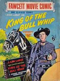 Cover Thumbnail for Fawcett Movie Comic (L. Miller & Son, 1951 series) #61