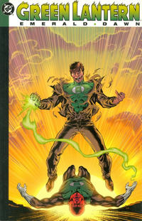 Cover Thumbnail for Green Lantern: Emerald Dawn (DC, 2003 series)  [Second Printing]