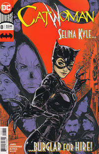 Cover Thumbnail for Catwoman (DC, 2018 series) #8