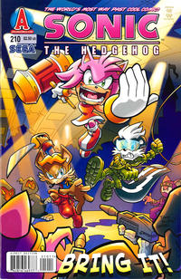 Cover Thumbnail for Sonic the Hedgehog (Archie, 1993 series) #210