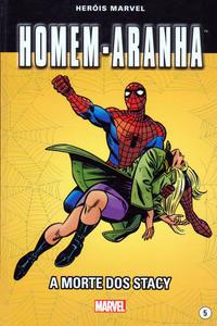 Cover Thumbnail for Marvel Série I (Levoir, 2012 series) #5 - Homem-Aranha - A Morte dos Stacy