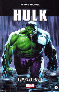 Cover Thumbnail for Marvel Série I (Levoir, 2012 series) #8 - Hulk - Tempest Fugit