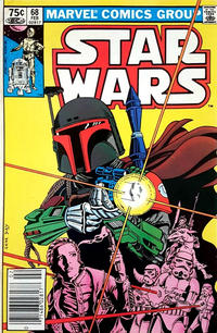 Cover Thumbnail for Star Wars (Marvel, 1977 series) #68 [Canadian]