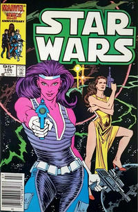 Cover Thumbnail for Star Wars (Marvel, 1977 series) #106 [Canadian]